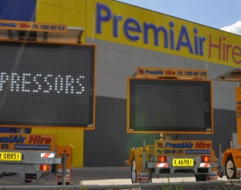 PremiAir Hire + Sales