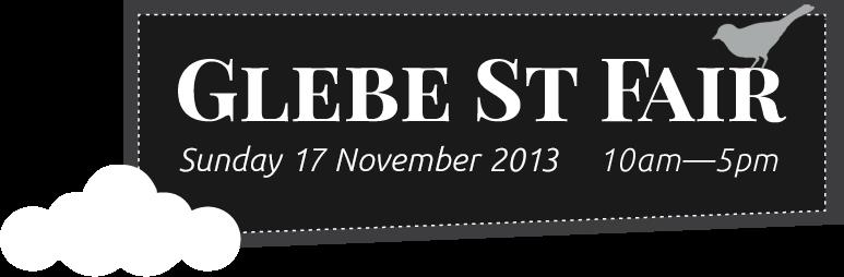 Glebe Street Fair