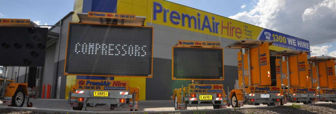 PremiAir Hire | Hire • Sales • Service Home | PremiAir Hire
